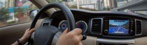CAR DRIVING IMAGE