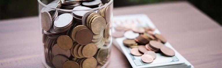 change and money