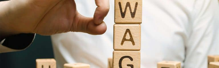 wage blocks